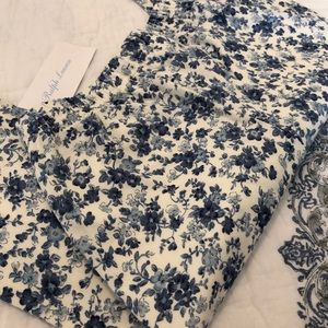 Ralph Lauren Baby Pants Floral 18 Months Polo NEW!